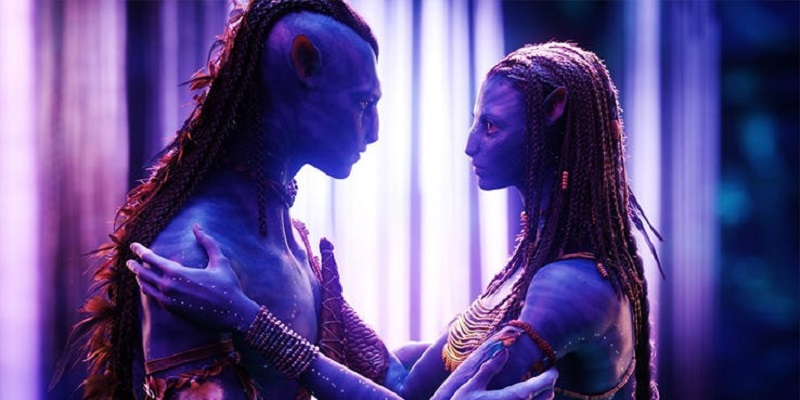 Zoe Saldana reportedly already finished filming her scenes for Avatar 2 and 3 3