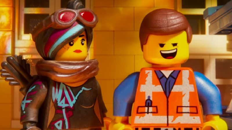 It's Mad Max meets intergalactic in the first trailer for The LEGO Movie 2: The Second Part 4