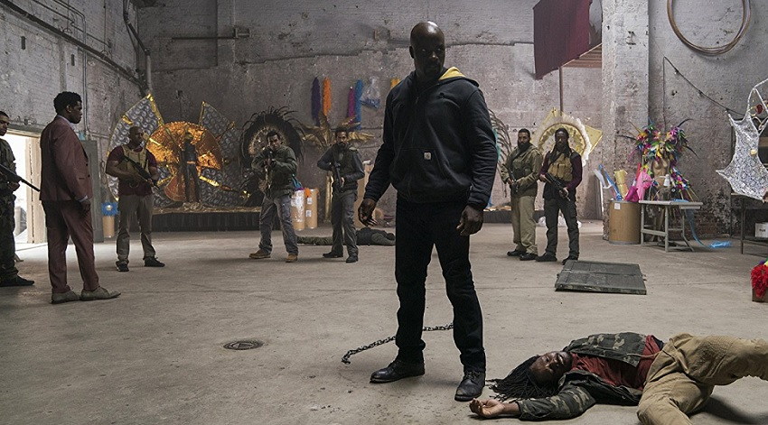 Marvel's Luke Cage season 2 review – not quite as unbreakable as its hero 10