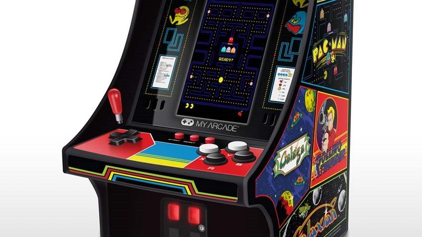 Namco-arcade