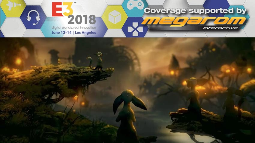 Ori and the Will of the Wisps E3 2018 hands-on 1