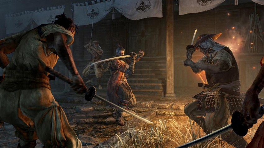 From Software's Sekiro: Shadows Die Twice is viciously poetic in action 13