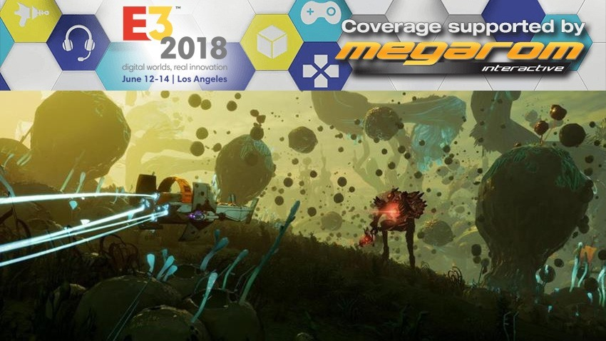 Starlink E3 2018 hands-on 1