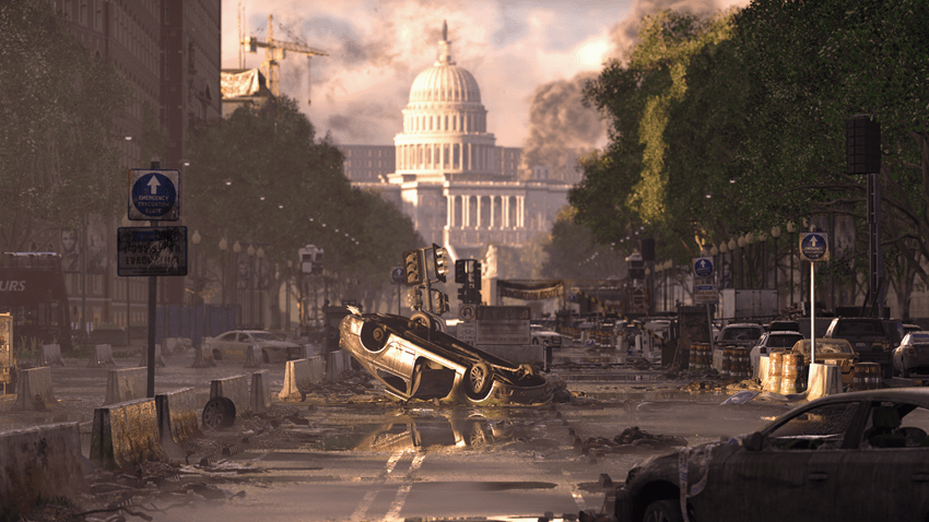 The Division 2 E3 2018 hands-on 1