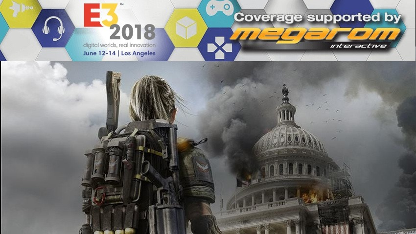 The Division 2 E3 2018 hands-on 2