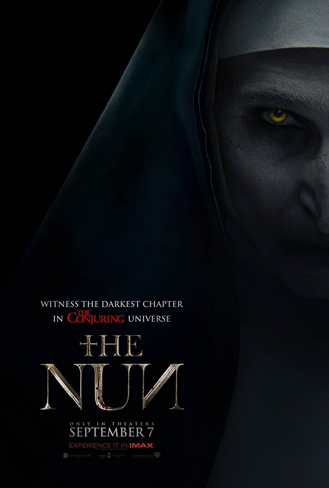 See where it all began in this teaser trailer for The Conjuring 2 spin-off The Nun 4