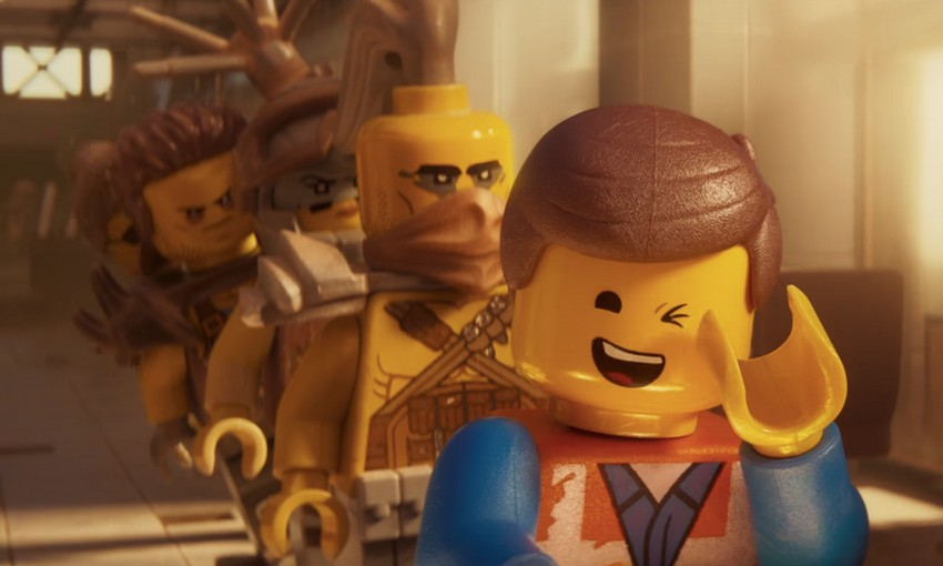 It S Mad Max Meets Intergalactic In The First Trailer For The Lego Movie 2 The Second Part