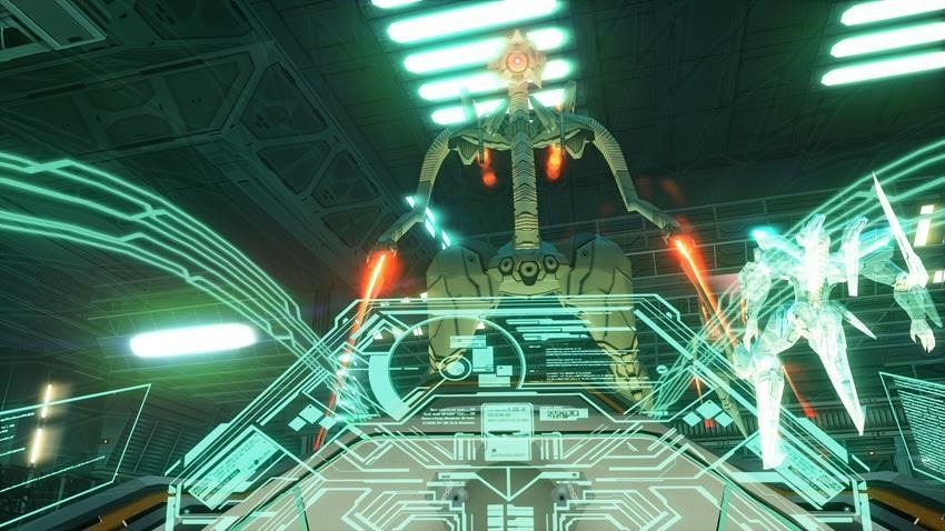 Zone of the Enders The Second Runner E3 2018 hands-on 3
