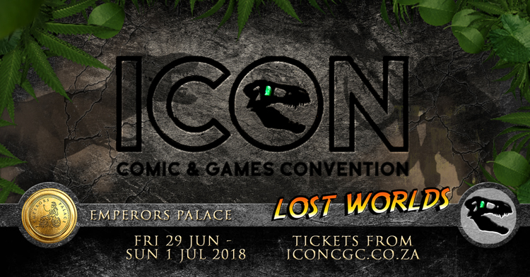 Get lost in geekdom at ICON 2018 this coming weekend 4