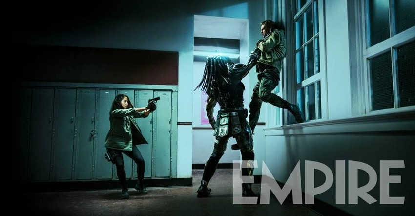 This new trailer for Shane Black's The Predator doubles down on the action 2
