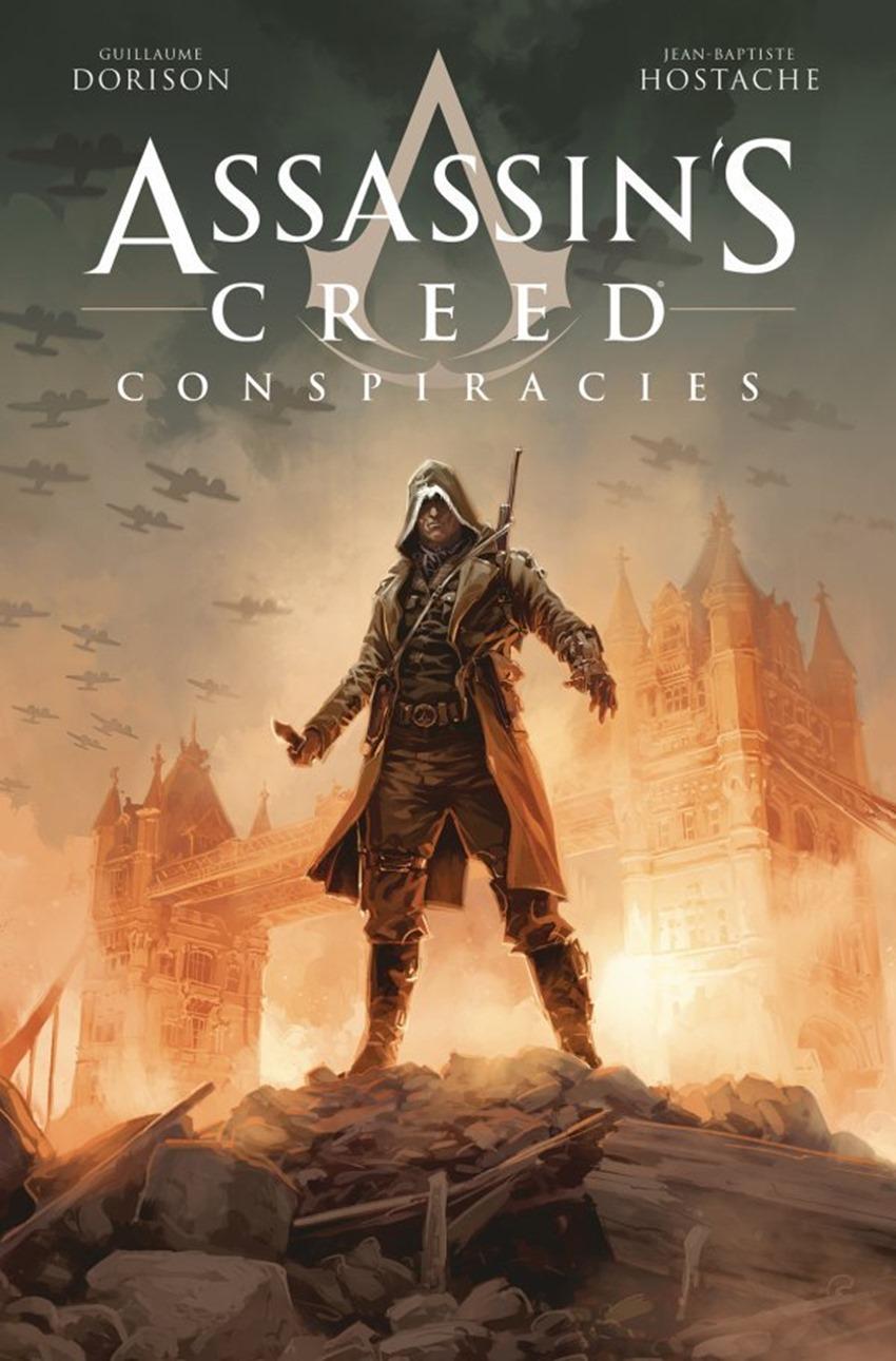 Assassin's Creed Conspiracies #1