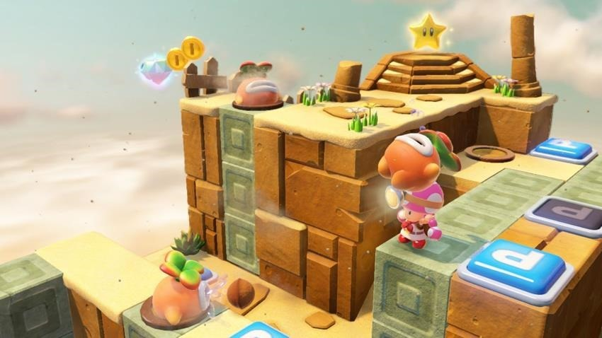 Captain Toad Treasure Tracker Review 4