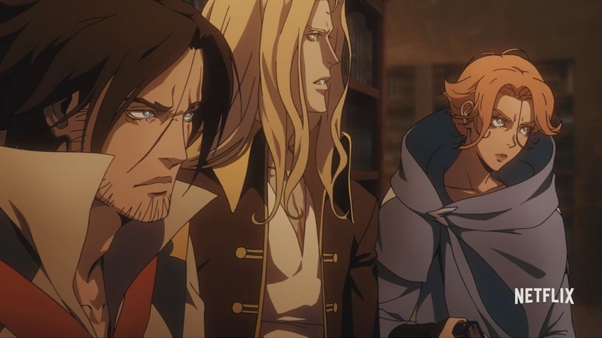 It's time to raise hell with action-packed first trailer for Castlevania season 2 2
