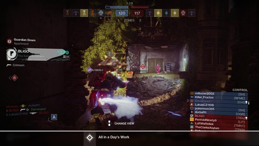 Destiny 2 Accidentally Turned Off Skill-Based Matchmaking