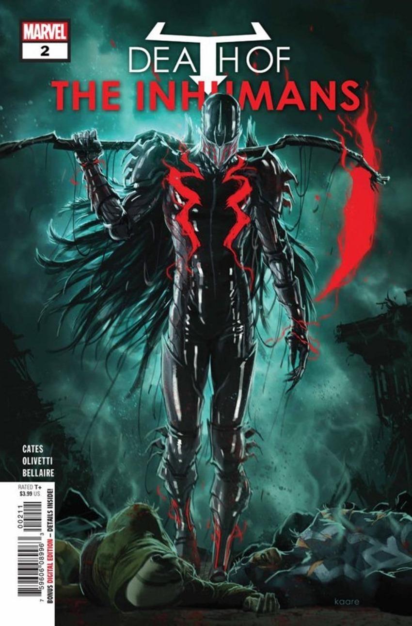 Death of the Inhumans #2