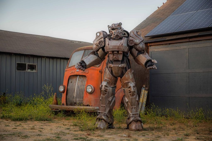 Power T 60 4 Fallout Armour
