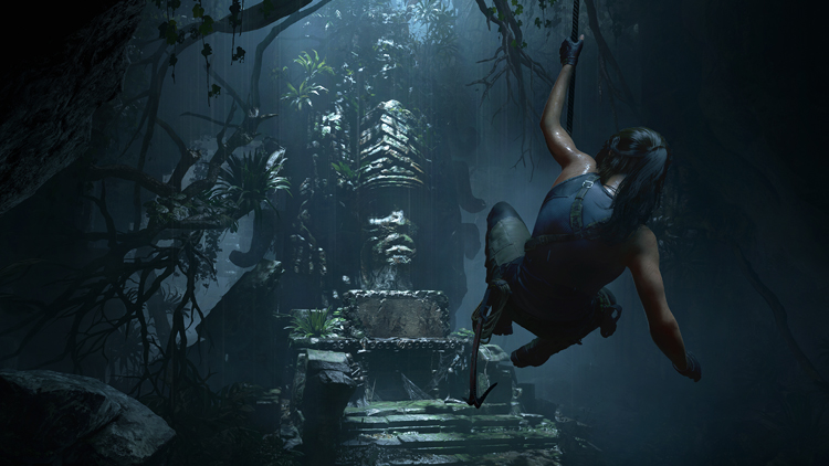 Ten things we learned about Shadow of the Tomb Raider at ICON 2018 13