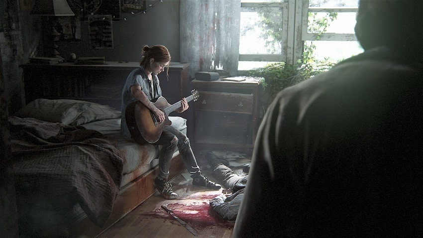 The Last of Us 2 will have an NPC companion for Ellie