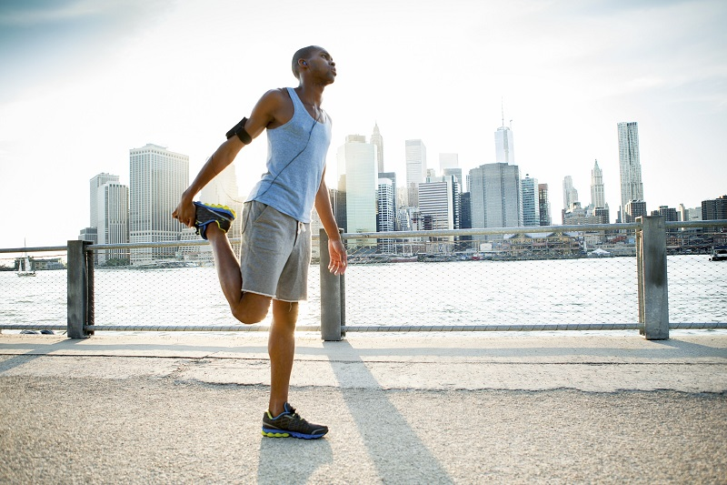 A lazy person's guide to start running 5