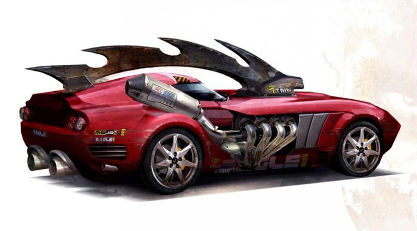 Video game cars (5)