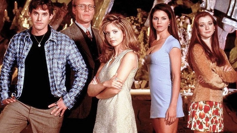 Buffy the Vampire Slayer reboot to focus on a completely new slayer 3