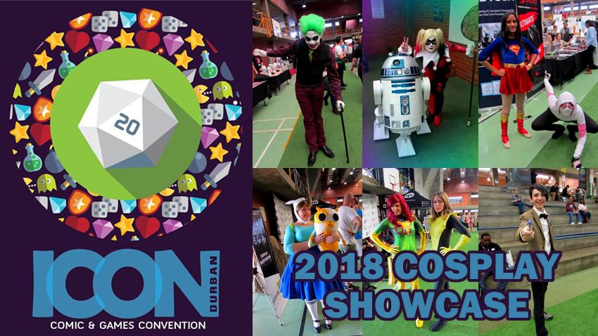 ICON Durban 2018 Cosplay Showcase 2