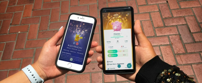 So you want to get back into Pokémon GO? 34