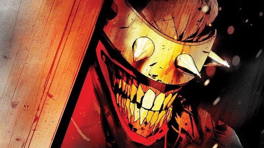 Batman who laughs (1)