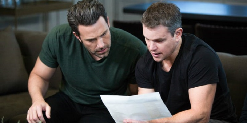 Ben Affleck and Matt Damon to make a movie about the McDonald's Monopoly game 'heist' 4