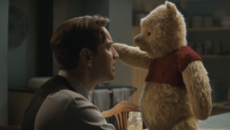 Christopher Robin Review – The youthful charm of Winnie the Pooh meets the sensibilities of adult life 7