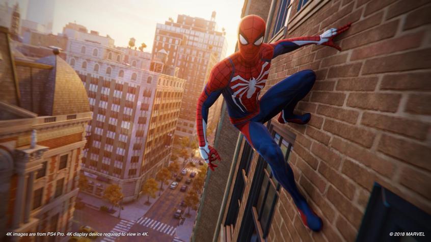 Marvel Spider-Man (1)
