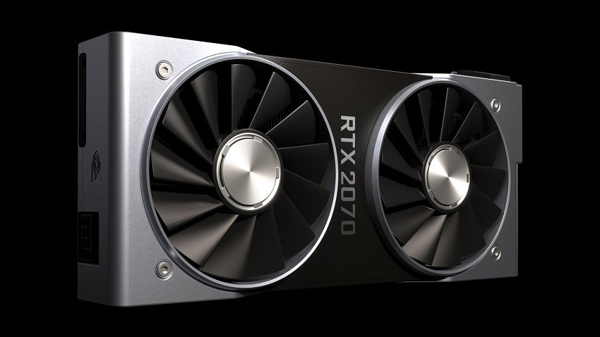 Nvidia reveals RTX 20 series cards 2