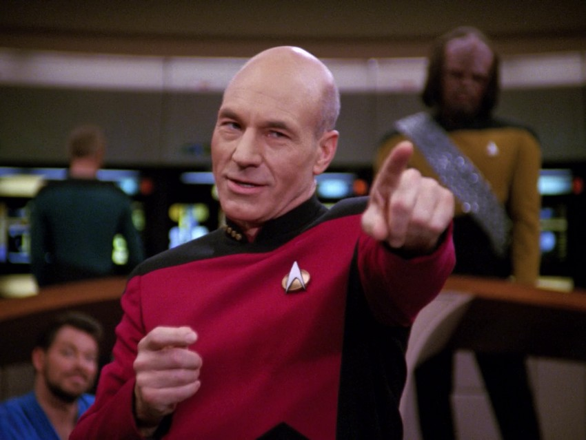 Captain Picard is coming back! Patrick Stewart to lead new Star Trek series! 3