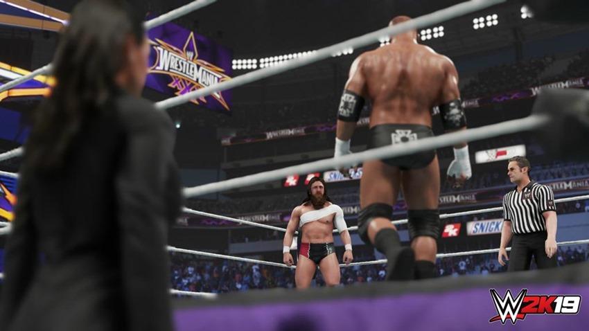 WWE Showcase Daniel Bryan (3)