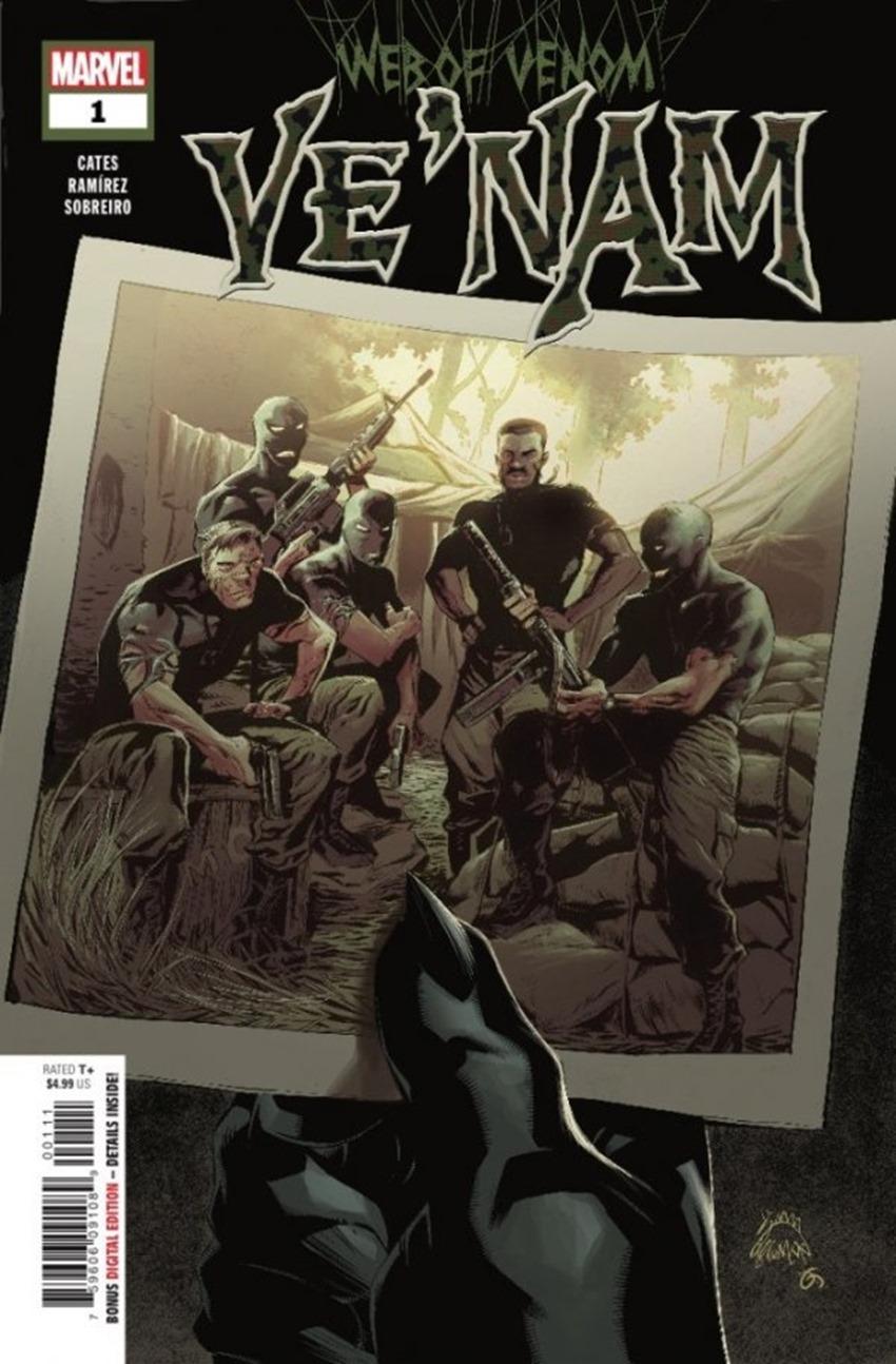 Web of Venom Ve'nam #1