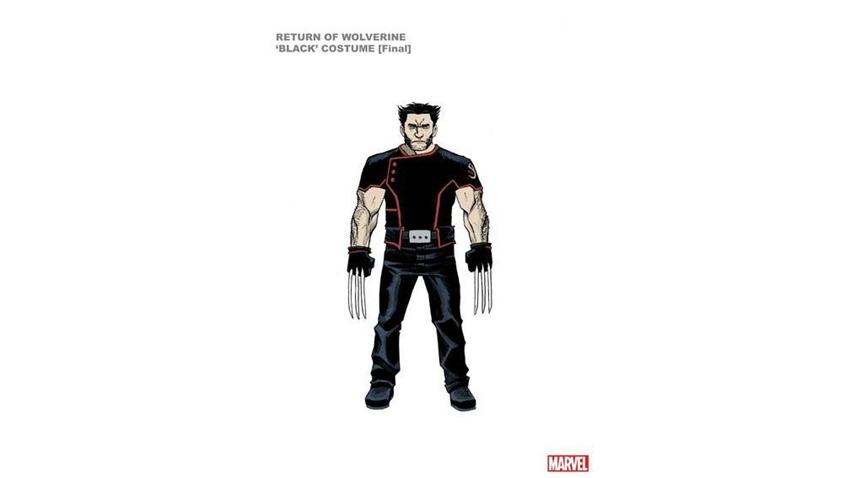 Wolverine-costume
