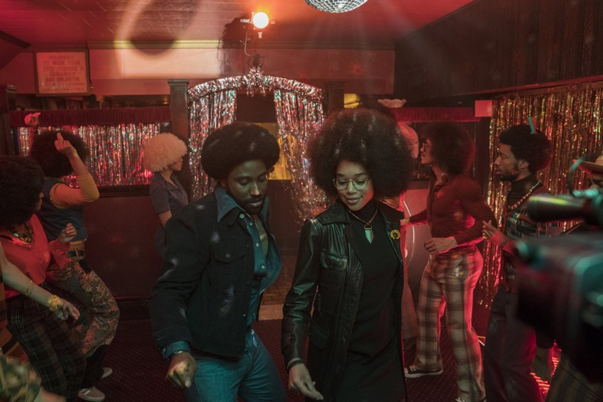 BlacKkKlansman review - Spike Lee's brilliant return to form is as incendiary as it is hilarious 9