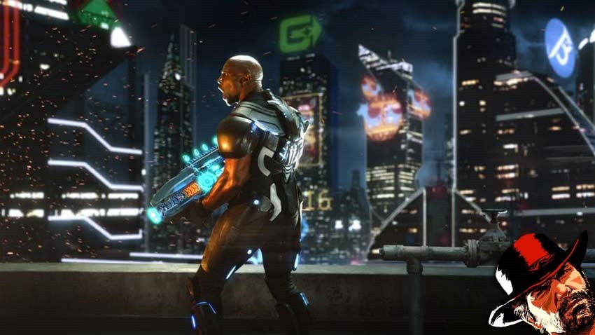 crackdown genesis review