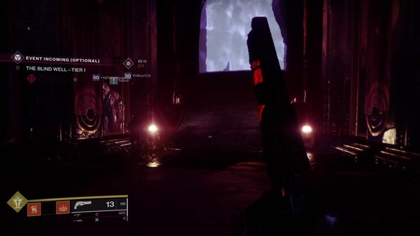 Destiny 2 Forsaken Blind Well (3)