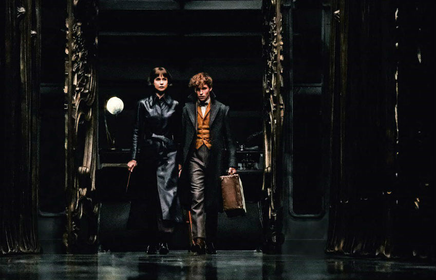 Check out the final trailer and new character posters for Fantastic Beasts 2: The Crimes of Grindelwald 12