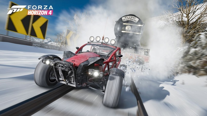 _Forza Horizon 4_ Previews - Flying Scotsman