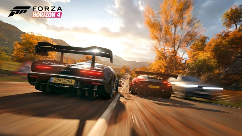 _Forza Horizon 4_ Previews - Head-to-head Race