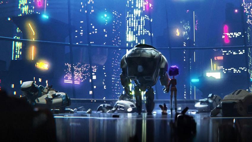 Next Gen review – Netflix's animated feature is decent but no Big Hero 6 4