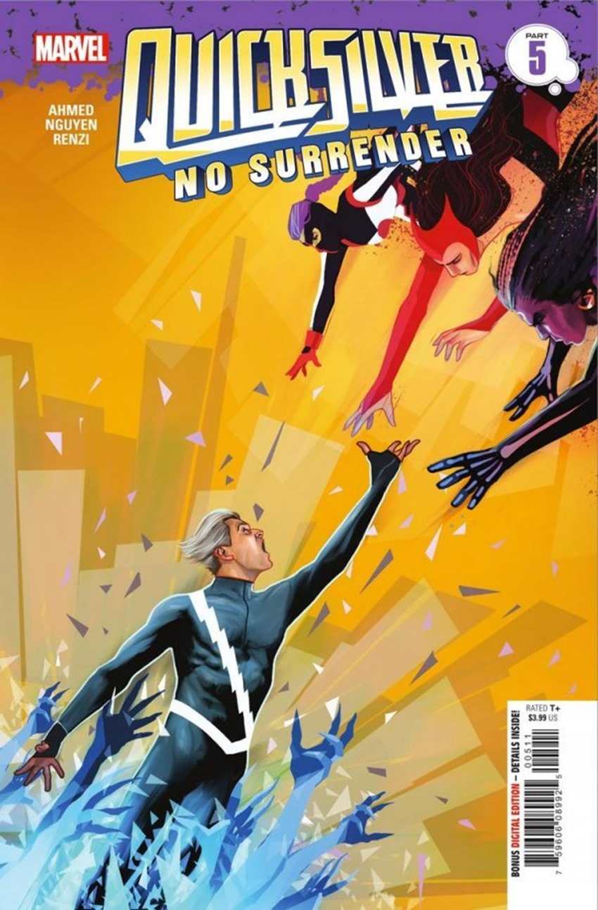 Quicksilver No Surrender #5