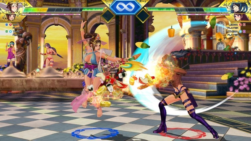 SNK Heroines Tag Team Frenzy (1)