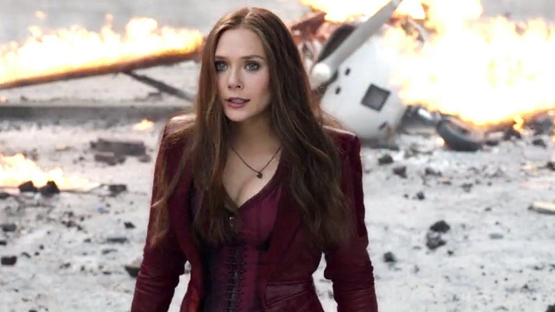 Loki and Scarlet Witch are getting their own TV series on Disney's streaming service 4