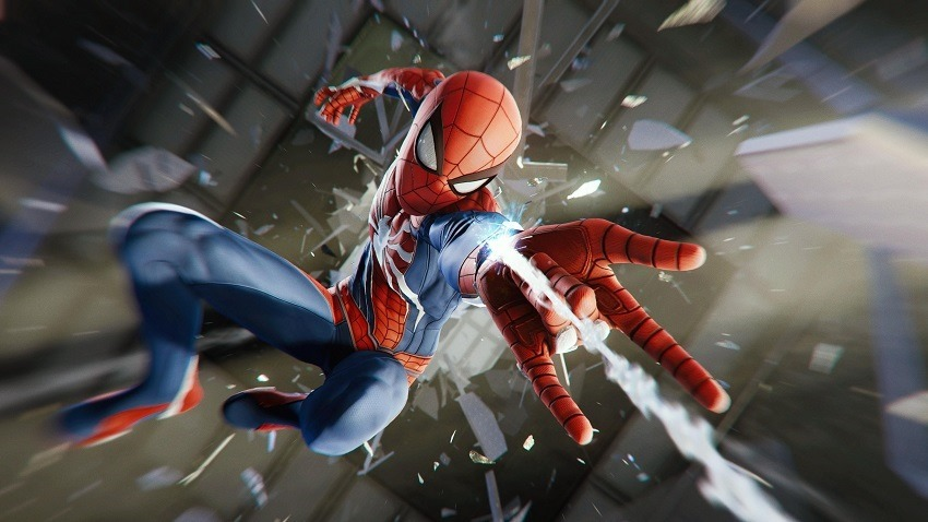 Here's how Insomniac created an iconic new costume in Marvel's Spider-Man 4
