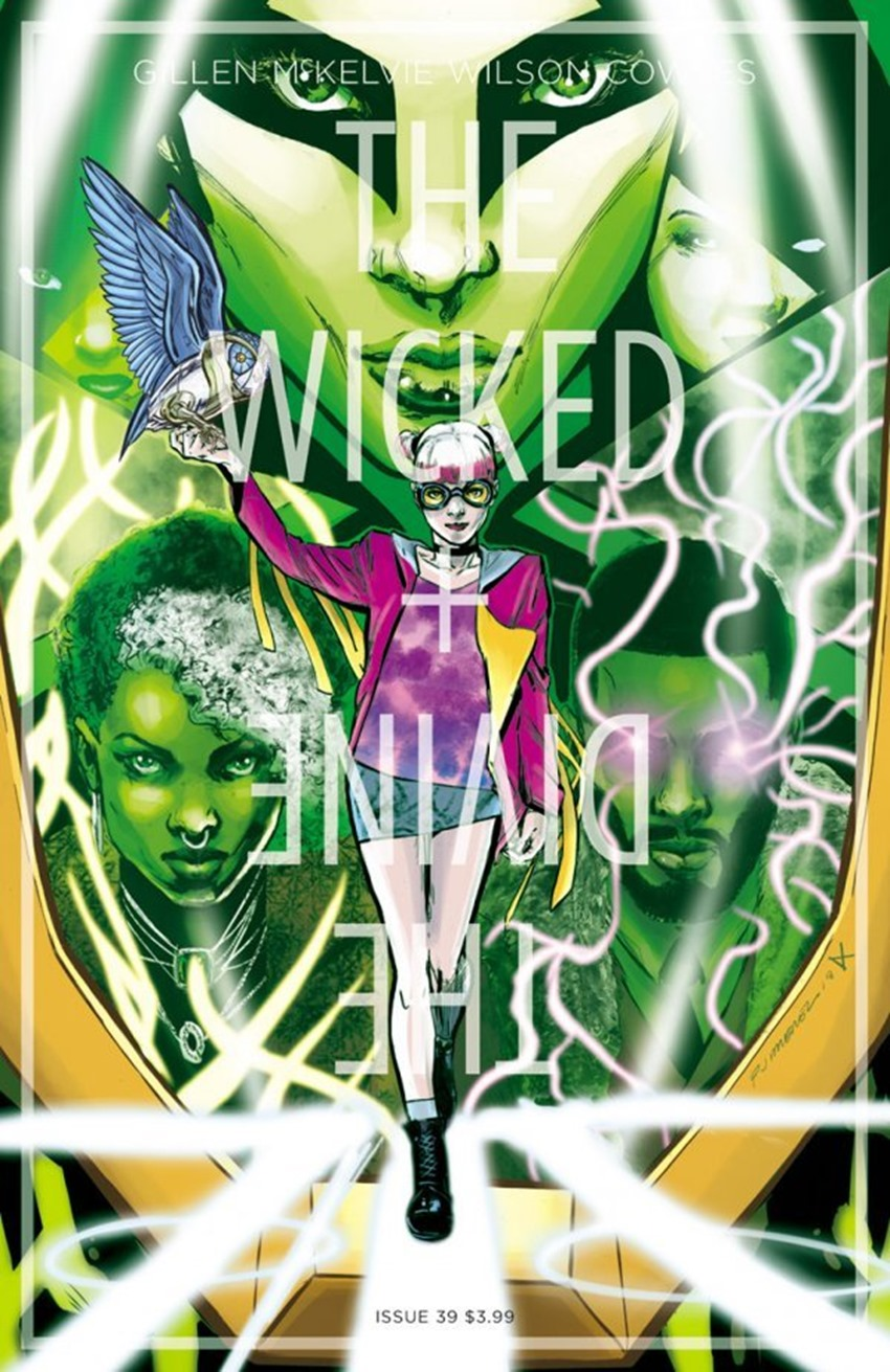 The Wicked The Divine #39