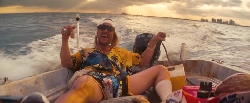Matthew McConaughey returns to familiar ways in this red-band teaser for The Beach Bum 2