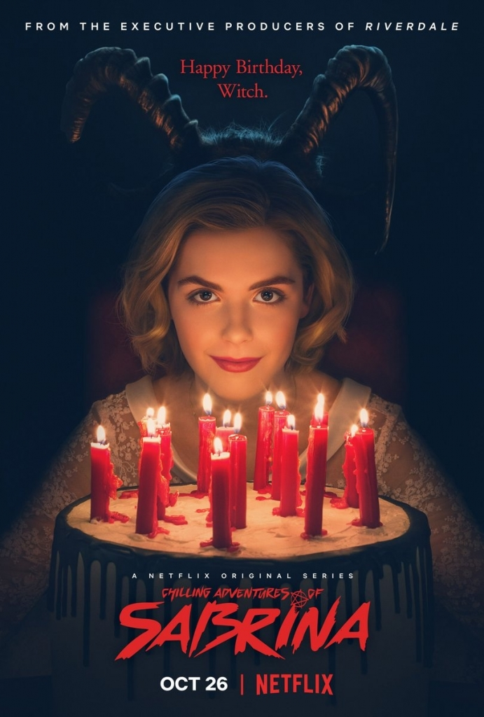 The first trailer for The Chilling Adventures of Sabrina is way more creepy than I expected 4